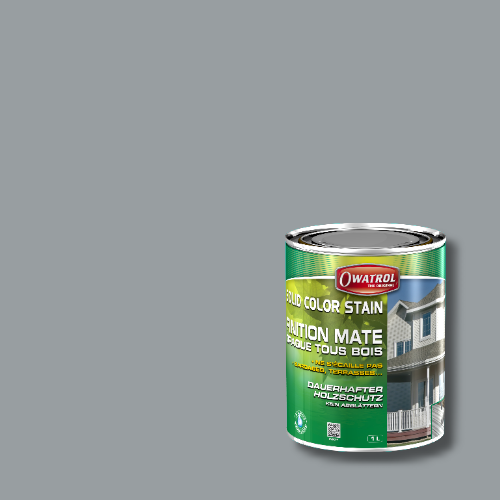 Owatrol Solid Color Stain - RAL 7040 Fenstergrau